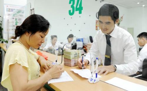 Tiết kiệm rút gốc từng phần Vietcombank