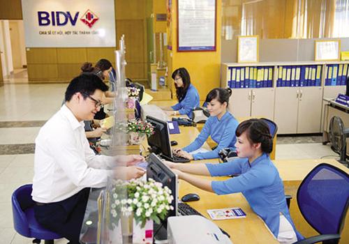 Tiền gửi tiết kiệm có kỳ hạn BIDV