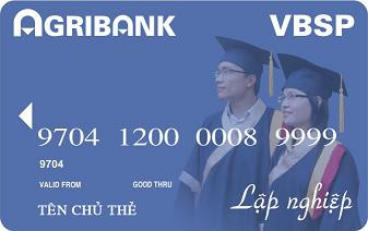 Thẻ lập nghiệp Agribank